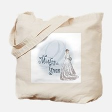 Something Blue Mother of the Groom Tote Bag