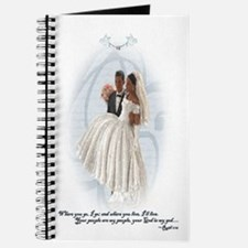 Something Blue (AA) Wedding Journal
