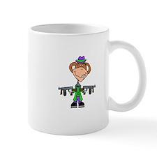 monkey wise guy huh? Mug