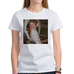 Major Mitchells Cockatoo Pam Women's T-Shirt