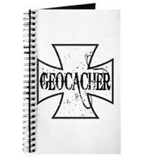 Geocacher Iron Cross Journal