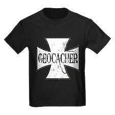 Geocacher Iron Cross T