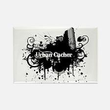 Urban Cacher Rectangle Magnet