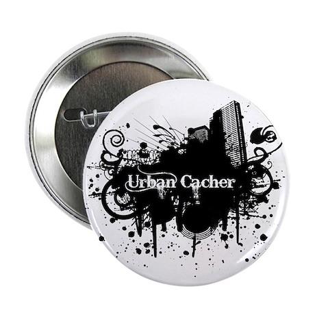 "Urban Cacher 2.25"" Button (100 pack)"