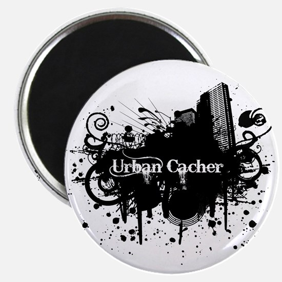 Urban Cacher Magnet