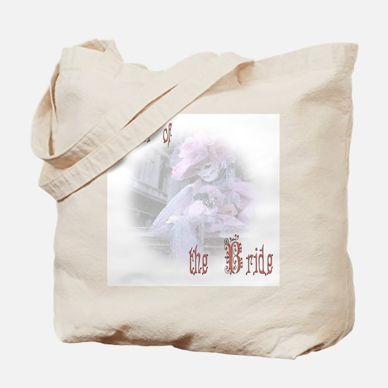 Venezia Pink Mother of the Bride Tote Bag