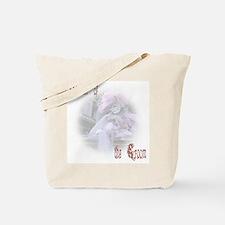 Venezia Pink Mother of the Groom Tote Bag