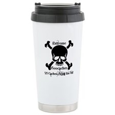 5/5 caches...bring em on! Travel Mug