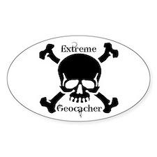 Extreme Geocacher Decal