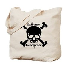 Extreme Geocacher Tote Bag
