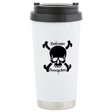 Extreme Geocacher Travel Coffee Mug