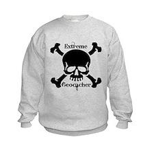 Extreme Geocacher Sweatshirt