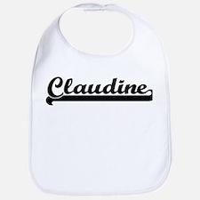Black jersey: Claudine Bib
