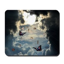 Pennies From Heaven Mousepad