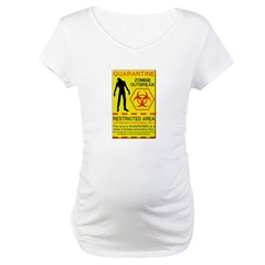 Zombie Outbreak Shirt