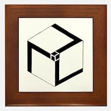 Antahkarana Framed Tile