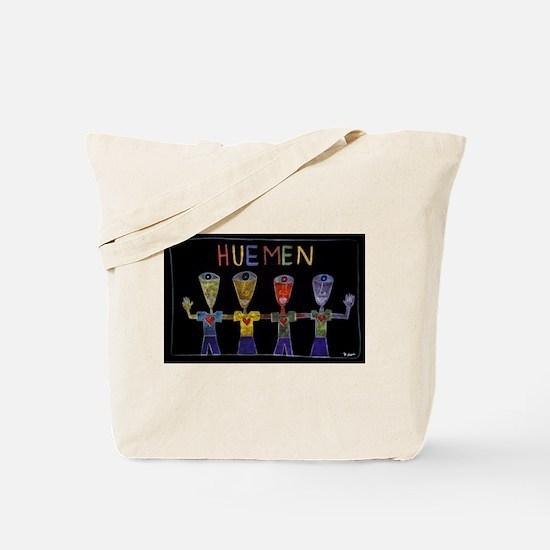 Hue Men Tote Bag