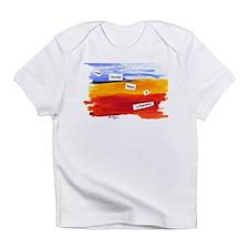 Human Race Is A Rainbow Infant T-Shirt