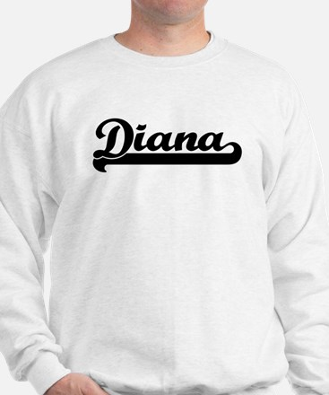 Black jersey: Diana Jumper