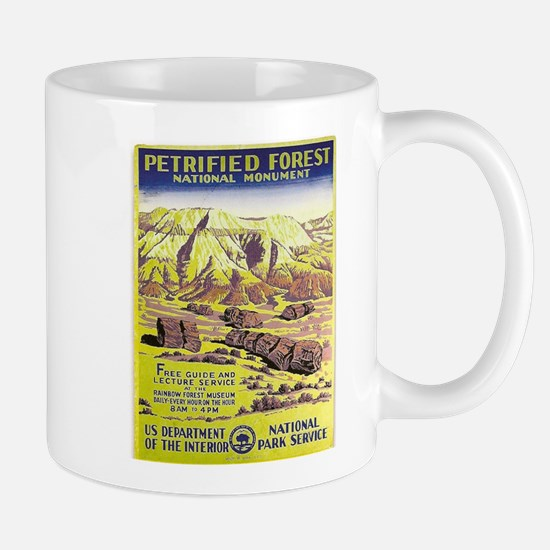 Petrified Forest Mugs