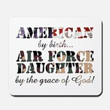 AF Daughter by grace Mousepad