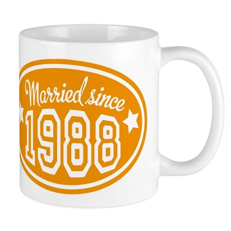 married since 1988 Mug