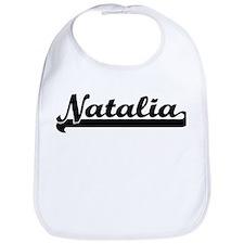 Black jersey: Natalia Bib