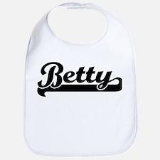 Black jersey: Betty Bib