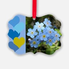 Forget-Me-Not Ornament