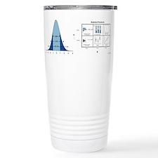 Cute Statistics Travel Mug