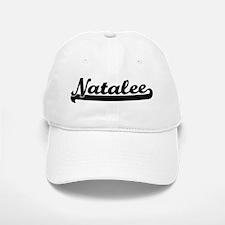Black jersey: Natalee Baseball Baseball Cap