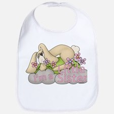 Im a Little Sister Bunny Bib