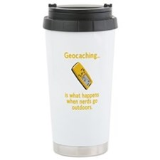 Geocacher Travel Mug