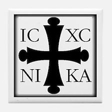 ICXC NIKA Tile Coaster
