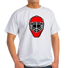 Red Goalie Mask T-Shirt