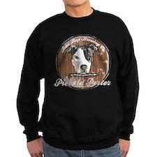 Unique Pittbull Sweatshirt