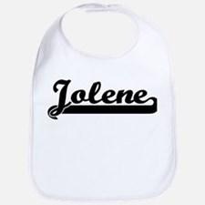 Black jersey: Jolene Bib