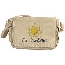 Mr. Sunshine Messenger Bag