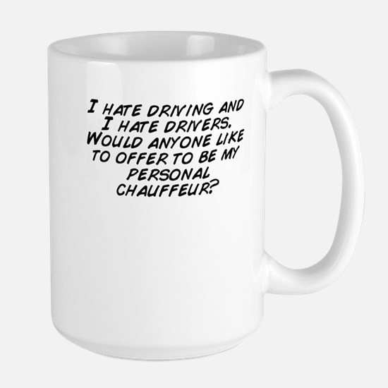 I hate driving and I hate drivers. Would anyon ...