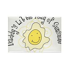 Ray Of Sunshine Rectangle Magnet
