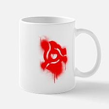 45 Adapater Graffiti Mug