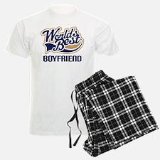 Worlds Best Boyfriend Pajamas