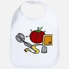 Sewing Supplies Bib