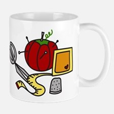 Sewing Supplies Mug