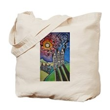 San Francisco Whimsy Tote Bag
