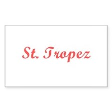 St. Tropez_3 Decal