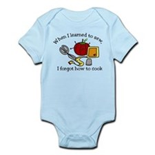 When I Learned Infant Bodysuit
