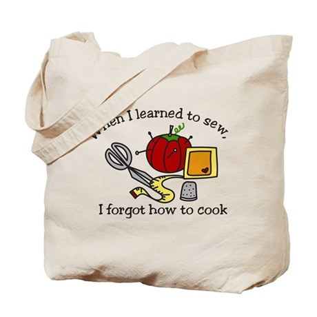 When I Learned Tote Bag