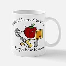 When I Learned Mug