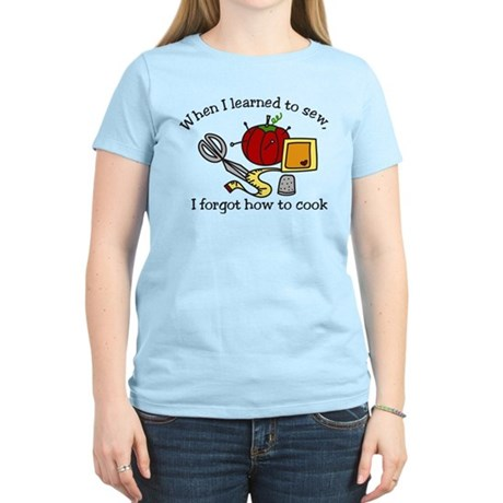 When I Learned Women's Light T-Shirt